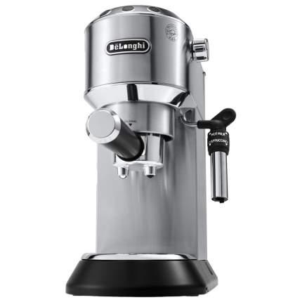 Рожковая кофеварка DeLonghi EC685.M Silver