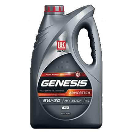 Моторное масло Lukoil Genesis Armortech FD 5W-30 4л