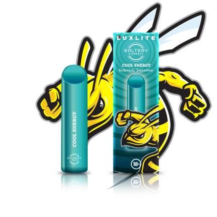 Luxlite Электронная сигарета Luxlite Saltery Compact со вкусом энергетика