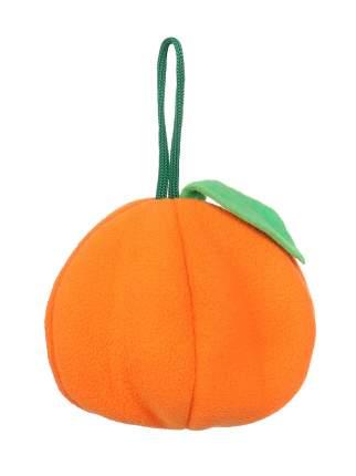 """Домик для грызунов Монморанси """"Мандарин"""", цвет: оранжевый, 10х10х11 см."""