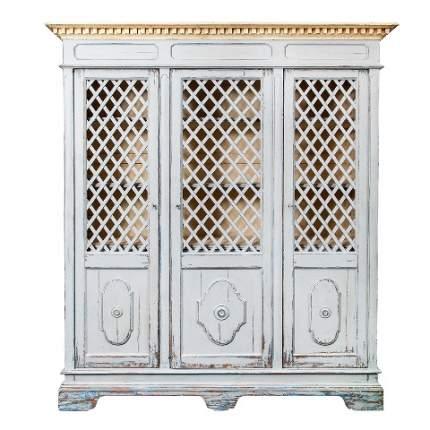 Платяной шкаф ROOMERS VT11273-01 177х52х198, белый