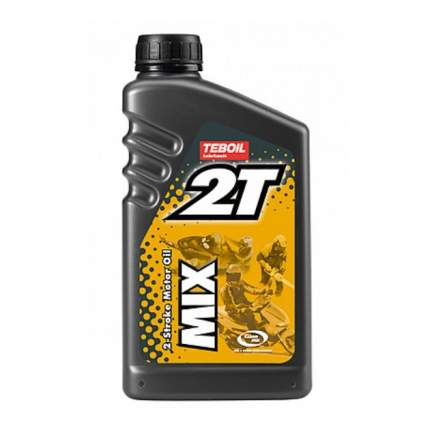 Моторное масло Lukoil 2T MIX 5W-30 1л