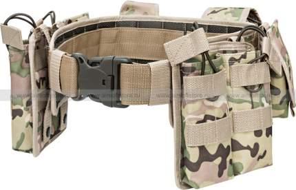 Тактический пояс MOLLE ПТ-2 с подсумками (Multicam)