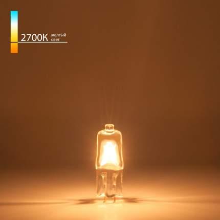 Лампа галогенная Elektrostandard G4 220V20W сверхъяркая (BХ101)