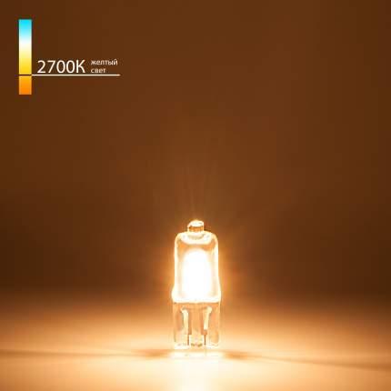 Лампа галогенная Elektrostandard G4 220V35W сверхъяркая (BХ106)