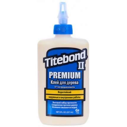 Клей TITEBOND D3 Premium столярный влагостойкий 237 мл синий