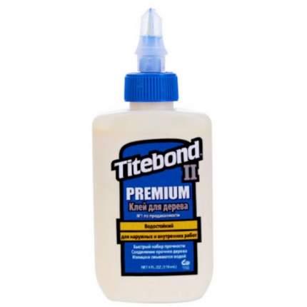 Клей TITEBOND D3 Premium столярный влагостойкий 118 мл синий