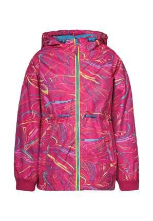 Ветровка для девочек OLDOS OSS202TJK29 цв. розовый р.104