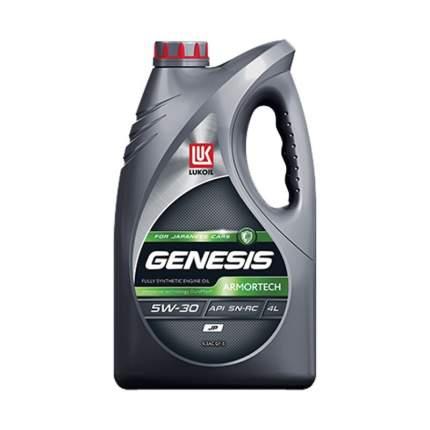 Моторное масло Lukoil Genesis Armortech JP 5W-30  4 л