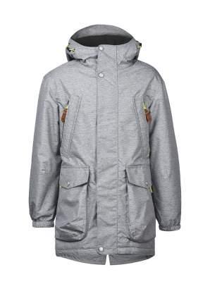 Куртка для мальчиков OLDOS ASS201T1JK20 цв. серый р.152