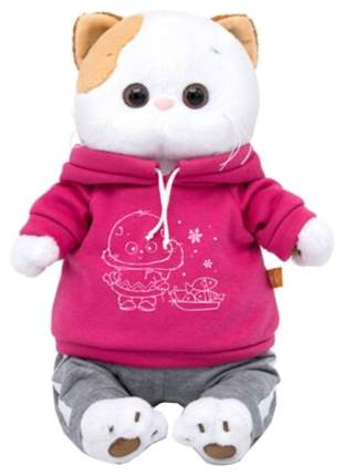 Мягкая игрушка «Кошечка Ли-Ли» в спортивном костюме, 27 см Басик и Ко