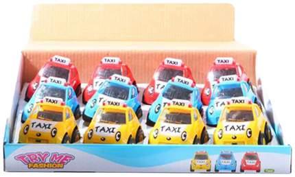 Набор Машинок Такси Shenzhen Toys В59494 12 Штук