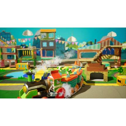Игра Yoshi's Crafted World для Nintendo Switch