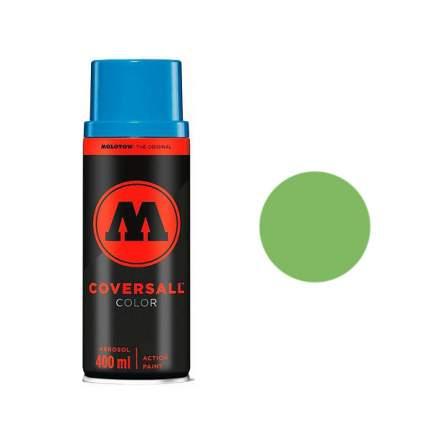 Аэрозольная краска Molotow Coversall Color 400 мл grashopper зеленая