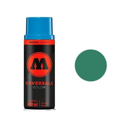 Аэрозольная краска Molotow Coversall Color 400 мл juice green зеленая