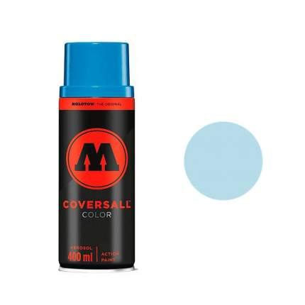Аэрозольная краска Molotow Coversall Color 400 мл голубая