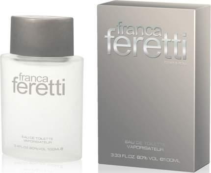 Туалетная вода Elite Creations Franca Feretti Grey men 100 мл