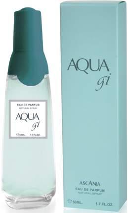 Парфюмерная вода Ascania Aqua gi women 50 мл