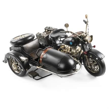 Декоративная модель Мотоцикла — Байка, сувенир, 33х23х20 см, Металл, 26009