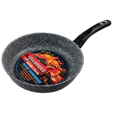 Сковорода Традиция Мрамор ТМ2241 24 см