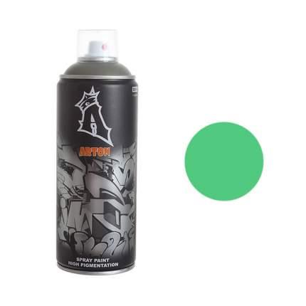 Аэрозольная краска Arton 400 мл Nephrite зеленая