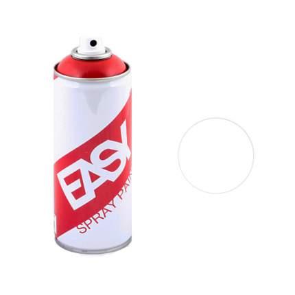 Аэрозольная краска EASY White 400 мл белая