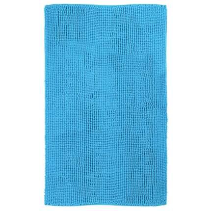 Коврик для ванной MasterHouse Эйя, 50х80см, голубой, 60394