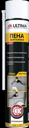 Пена монтажная ULTIMA 700 мл, UDFUF00003