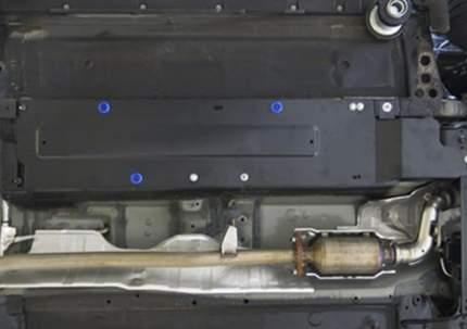 Защита топливных трубок Rival для Nissan X-Trail T32 2015-2018, сталь 1.8 мм, 111.4161.1