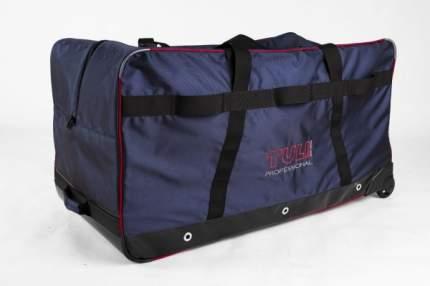 Баул TULI PROFESSIONAL для вратаря 105*50*55 см (синий)