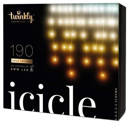Световой занавес Twinkly iCicle AWW 190 TWI190GOP-TEU