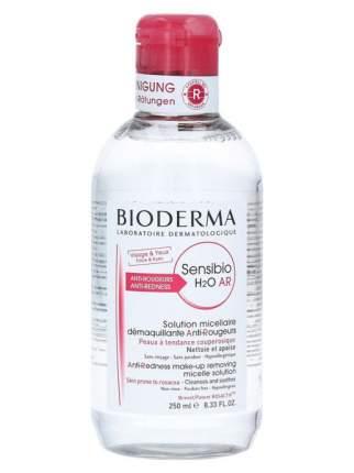 Мицеллярная вода Bioderma Sensibio H2O AR Micellaire Solution 250 мл
