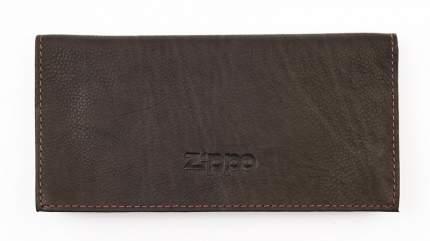 Кожаный тройной кисет для табака ZIPPO 2005130