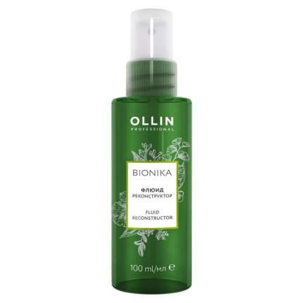 Флюид для волос Ollin Professional BioNika Fluid Reconstructor 100 мл