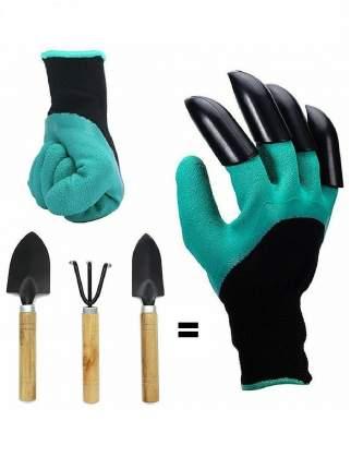 Садовые перчатки 00101803A Garden Genie Gloves one size