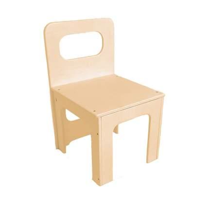 Детский стульчик Посиделкин Стул, кремовый