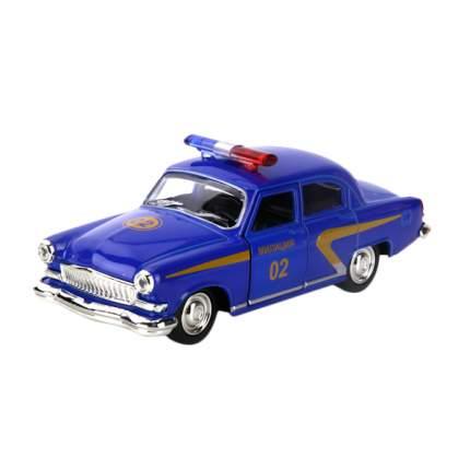 Полицейская Машинка Технопарк Волга Газ-21 Милиция