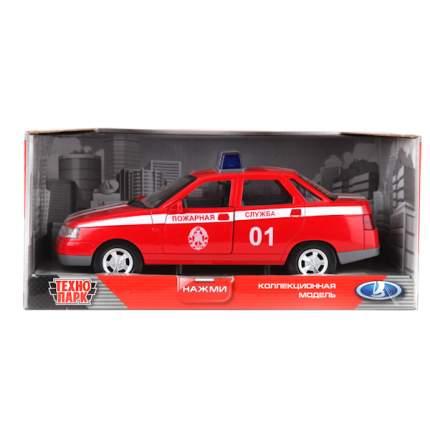 Пожарная Машинка Технопарк Lada 110