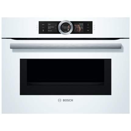 Встраиваемый электрический духовой шкаф Bosch CMG6764W1 White