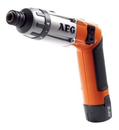 Аккумуляторная отвертка AEG SE3.6 BATT 4935413165
