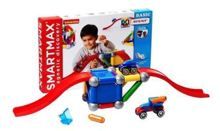 Магнитный конструктор smartmax/ Bondibon основной (basic stunt) набор