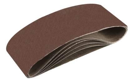 Шлифовальная лента для ленточной шлифмашины и напильника Зубр 35343-120