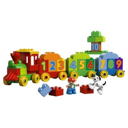 Конструктор LEGO Duplo My First Считай и играй (10558)