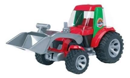 Трактор-погрузчик Bruder Roadmax