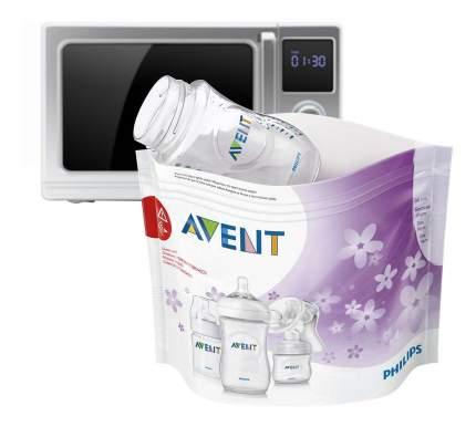 Пакеты для стерилизации в микроволновой печи Philips Avent SCF297/05