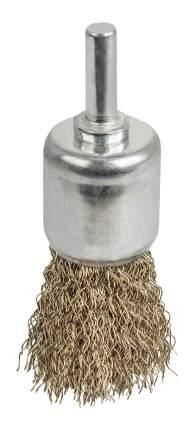 Кистеобразная кордщетка для дрелей, шуруповертов Практика 773-439