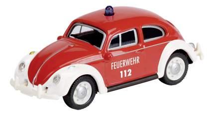 Автомобиль Schuco VW Kaefer пожарная 1:87