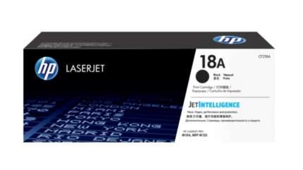 Картридж для лазерного принтера HP 18A (CF218A)