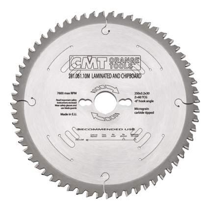 Пильный диск по дереву  CMT 281.073.12M