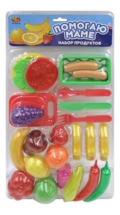 Помогаю маме. набор продуктов с посудой pt-00149(wk-a0721)